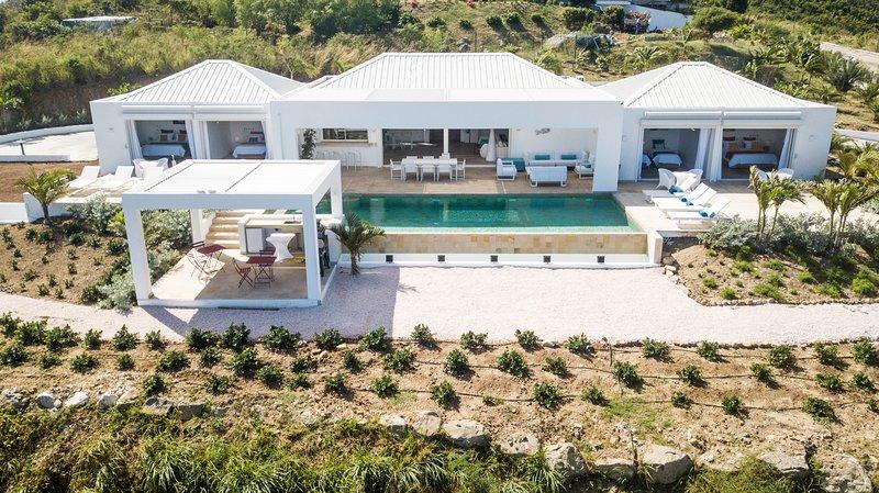 Dream Villa SXM ALBA, aluguéis de temporada em Quartier D'Orleans