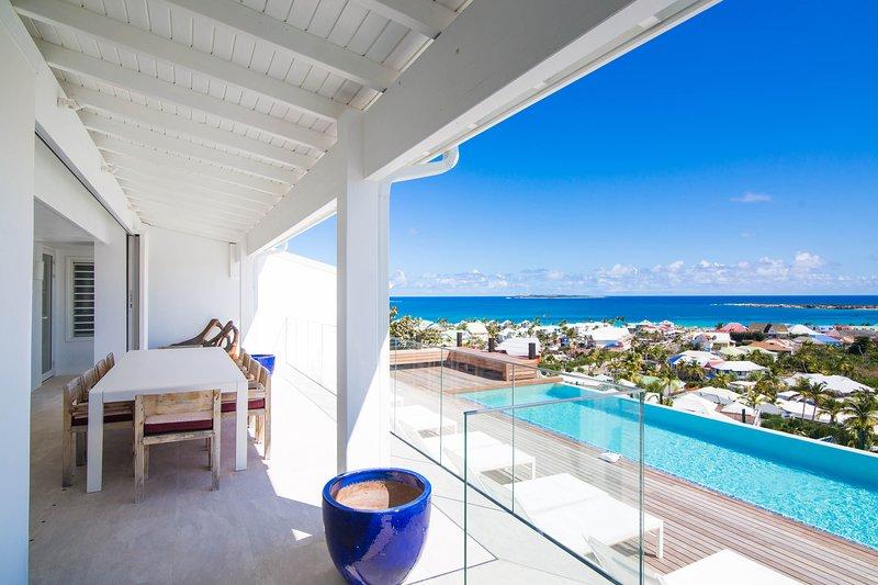 Dream Villa SXM Mango, holiday rental in Orient Bay