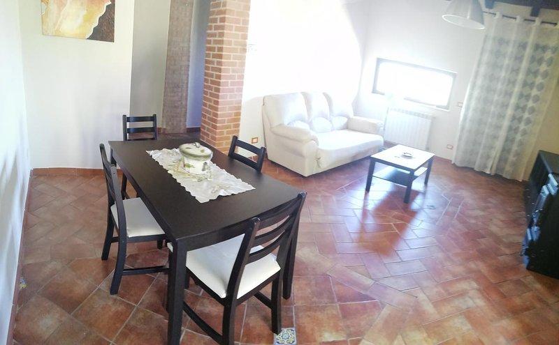 Apartment with mountain view, holiday rental in Santa Caterina Villarmosa