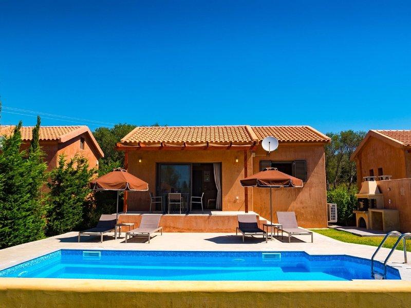 Salvador, location de vacances à Agia Pelagia