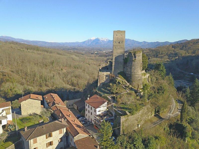 B&b Castello Di Tresana - Anna, vacation rental in Barbarasco