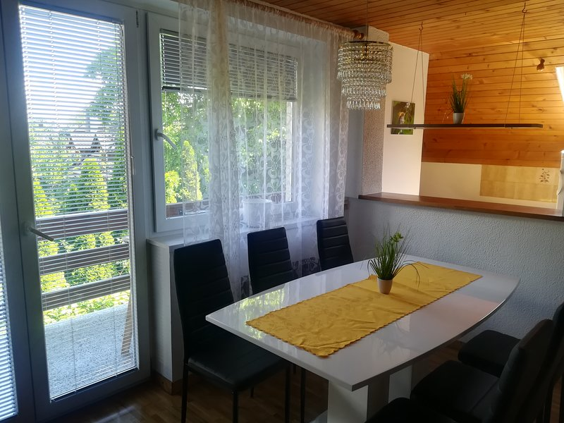Apartment Bee near Bled, holiday rental in Bodental