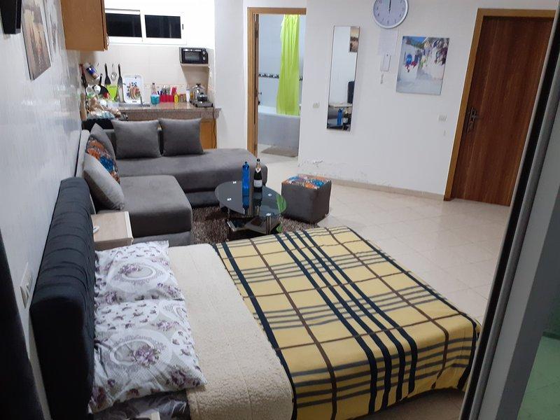JEEF's Apartment, vacation rental in Rabat-Sale-Zemmour-Zaer Region