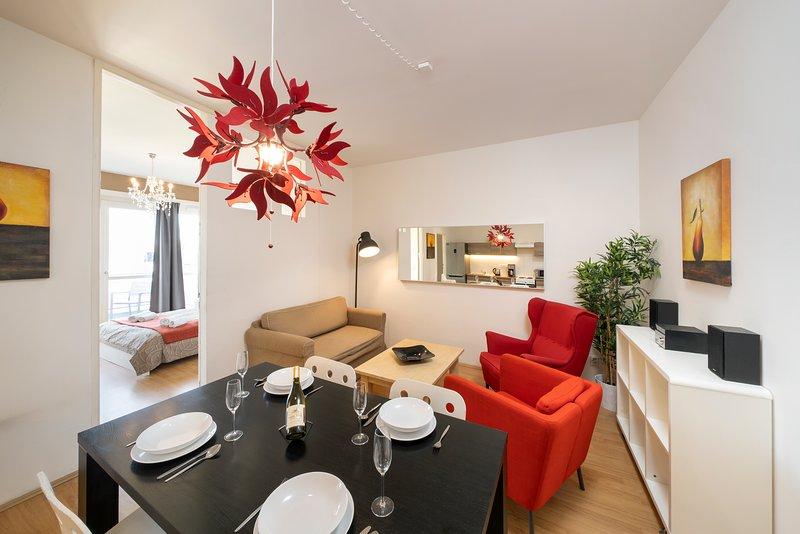 NEW TOWN - STUDIO APPLE BALCONY, vacation rental in Prague