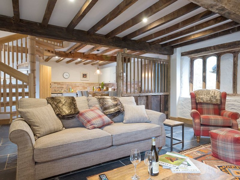 The Linhay - UKC3548, holiday rental in Bridford