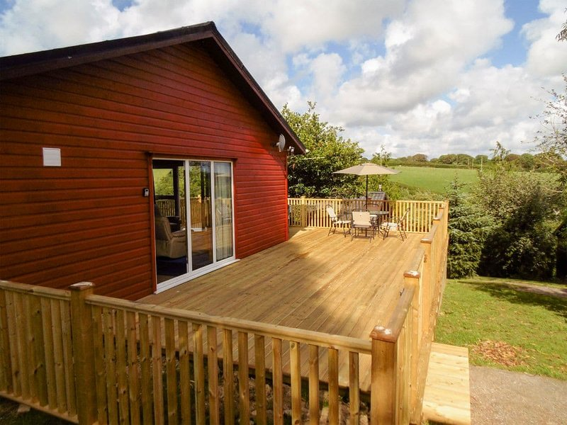 Lodge No 7, holiday rental in Bucks Cross