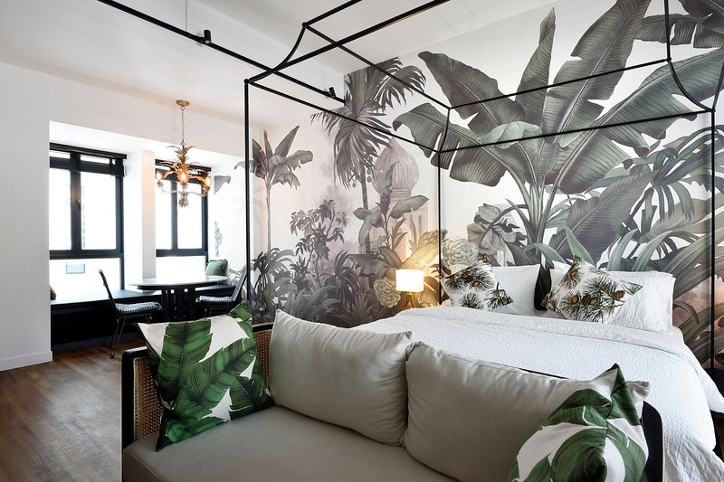 Oxley Studio in Heritage Shophouse!, holiday rental in Singapore