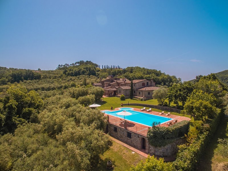 Villa dell'Angelo, aluguéis de temporada em Monsummano Terme