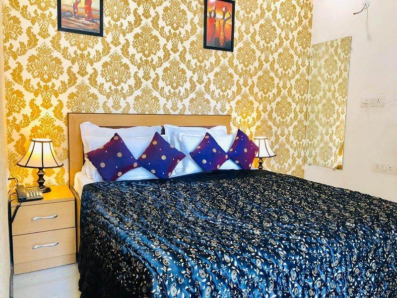 VISTARA SUITES, Premier EnSuite & Classic Retreat, Ferienwohnung in Faridabad District