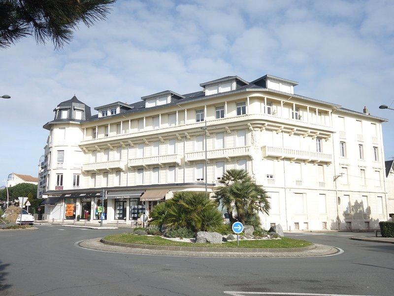 de la Plage et d'Angleterre, location de vacances à Pontaillac
