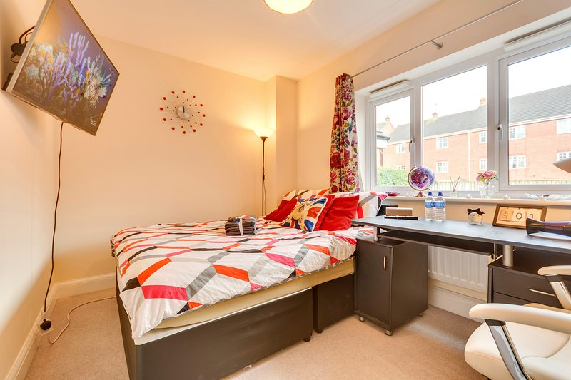 Premium King Suite- FREE Parking, Breakfast & WiFi, casa vacanza a Lichfield