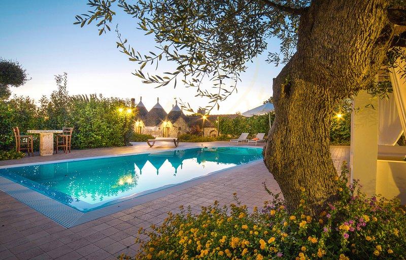 TRULLI OTTOMANO, holiday rental in Castellana Grotte