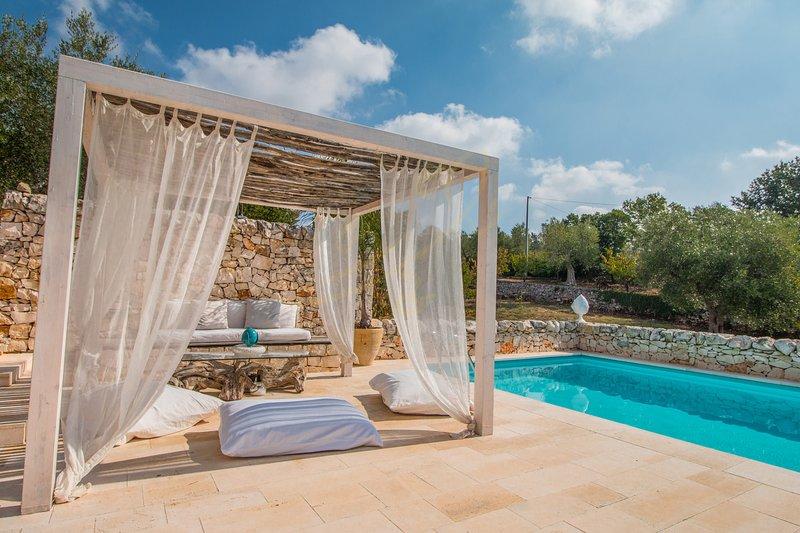 I TRULLI DI ANNETTA, holiday rental in Castellana Grotte