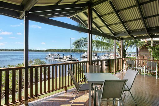 Key Largo Marina Villa at Tin Can Bay – semesterbostad i Gympie Region