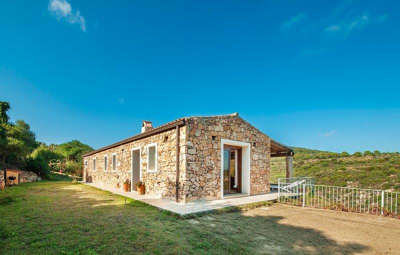 Villa Aglientina, vacation rental in Cugnana Verde