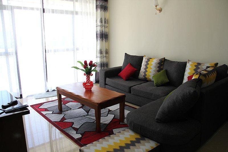 Elegant 3 bedrooms near Yaya center Kilimani, alquiler de vacaciones en Lavington