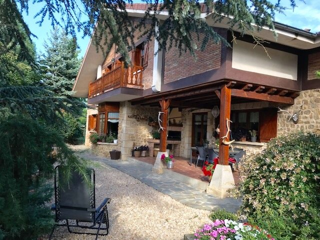 Caserio en Murguia ideal para grupos y familias, alquiler de vacaciones en Manurga