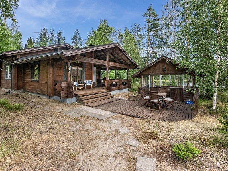 Koveroranta, vacation rental in Tavastia Proper