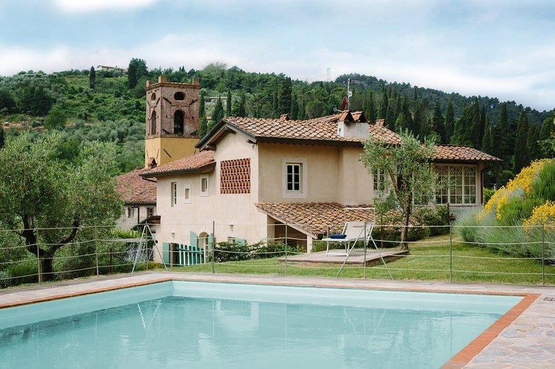 Casale la Pieve, Ferienwohnung in Strettoia