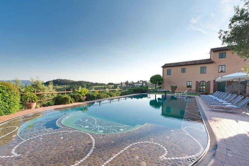 Villa 3 Case, aluguéis de temporada em Castelnuovo di Garfagnana