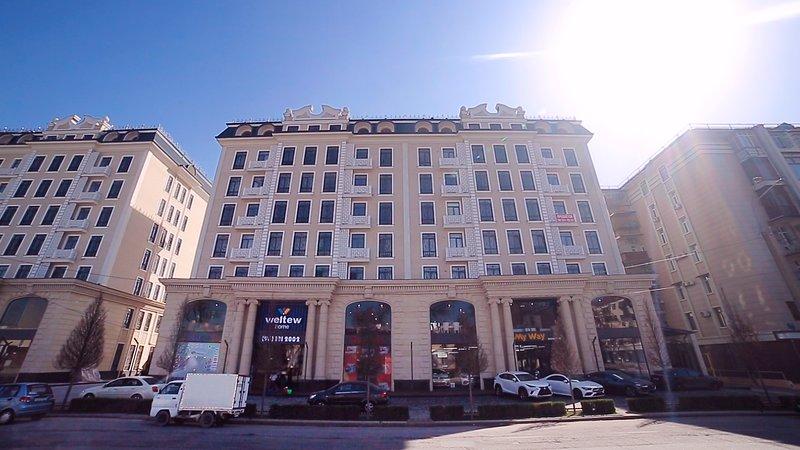 Olov Nur Apartment, alquiler de vacaciones en Uzbekistán