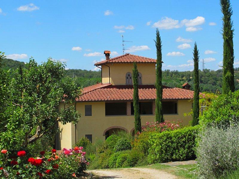 Corbezzolo, holiday rental in Vacchereccia
