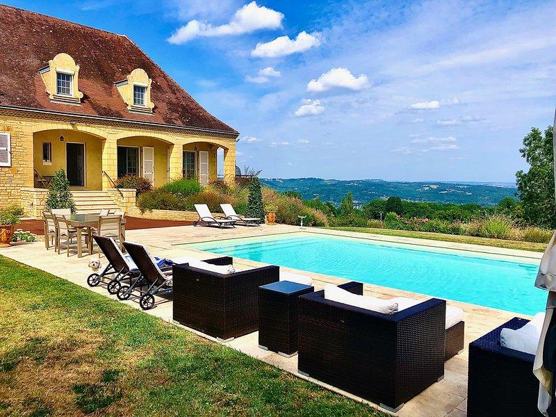 Villa Elégance, holiday rental in Brignac-la-Plaine