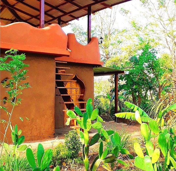 Serenea - Lodge on a volcano, alquiler de vacaciones en Isla de Ometepe