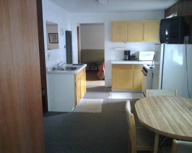 Northwoods Resort Unit 1 - 1 Bedroom, holiday rental in Calumet