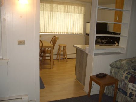 Northwoods Resort Unit 3 - 1 Bedroom, holiday rental in Calumet