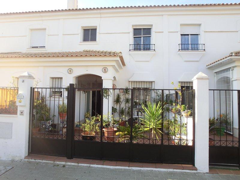 Casa con Vistas al Guadiana y Portugal, location de vacances à Monte Francisco