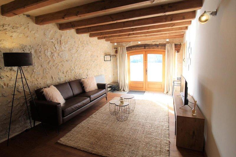 Eymet : Les 3 C, chaleureux et cosy !, vacation rental in Serres-et-Montguyard