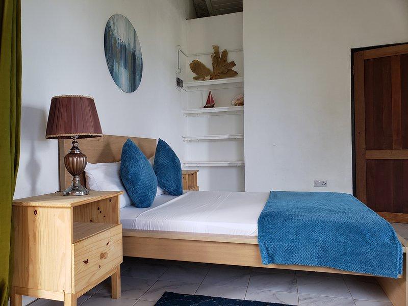 Bay View Studio Apartment 3C - Canouan Island, alquiler de vacaciones en Canouan