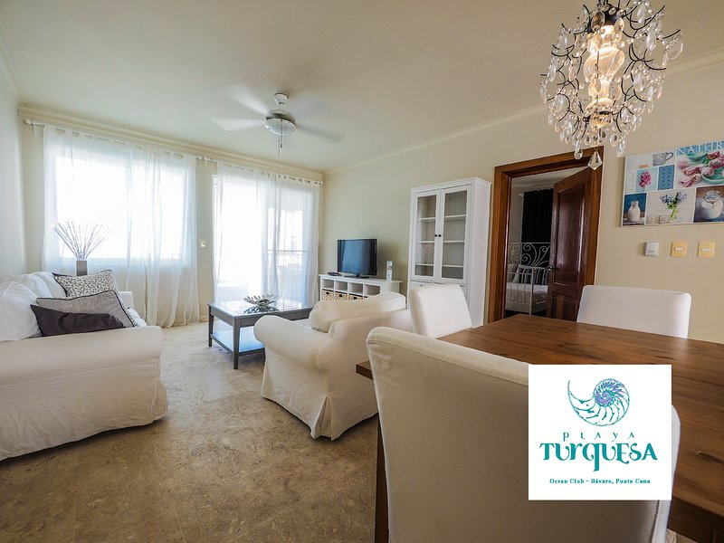 Luxury Beach House 2 bedrooms, Playa Turquesa Ocean Club, alquiler de vacaciones en Bávaro