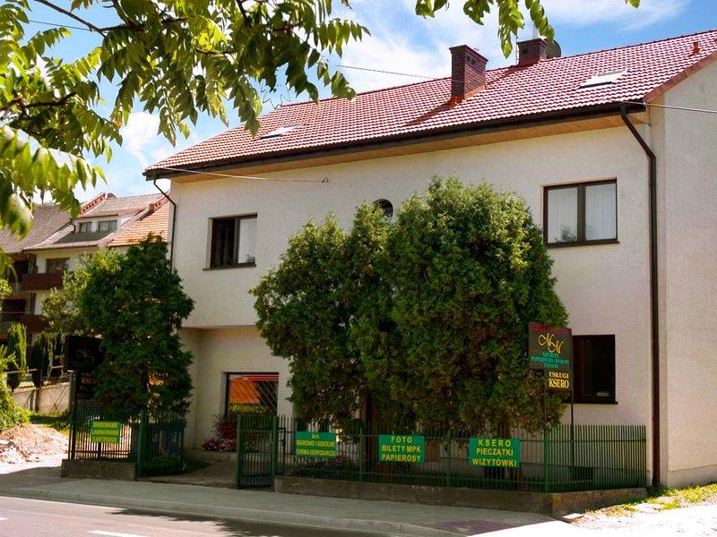 Królowej Jadwigi, holiday rental in Zelkow