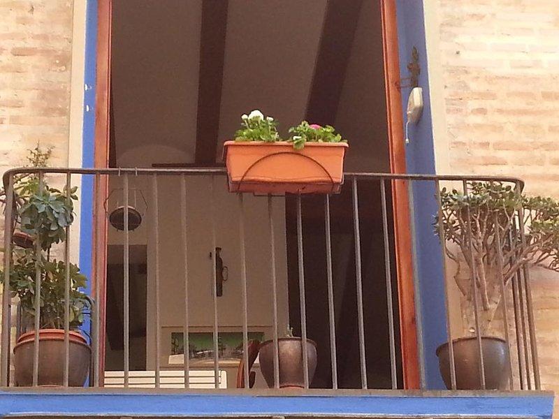 Loft en centro histórico, location de vacances à Burjassot