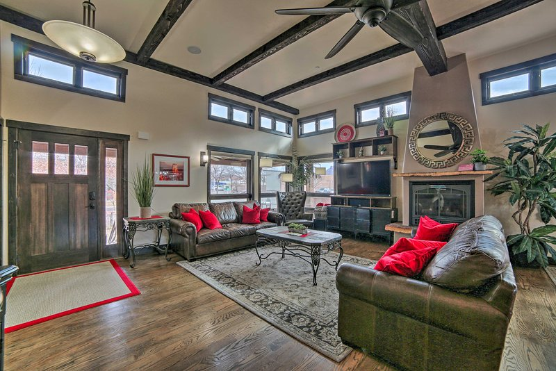 Moab Getaway w/Ample Parking - Walk to Main Street, vacation rental in Moab