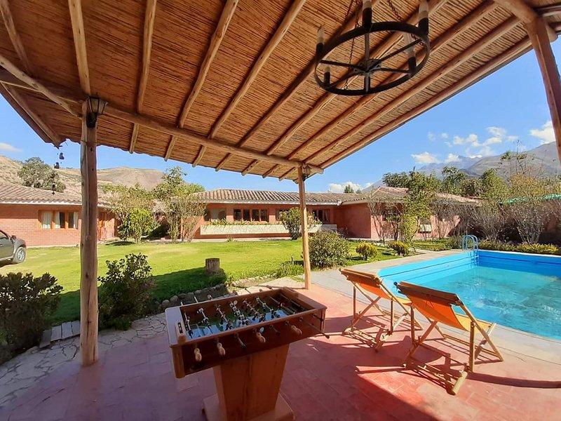 Casa Tierra Bella, vacation rental in Ollantaytambo