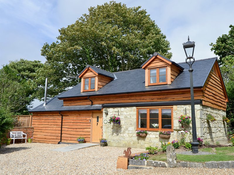 Red Squirrel Cottage, holiday rental in Godshill