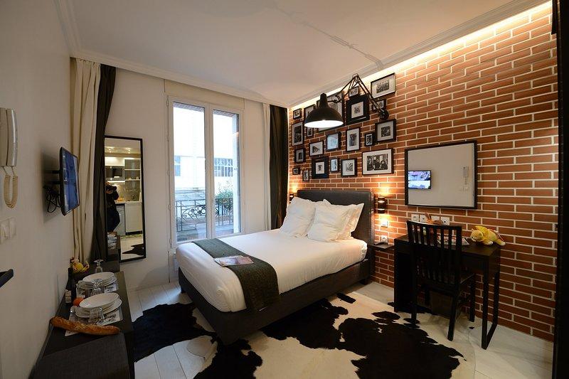 Voûte 101, holiday rental in Saint-Mande