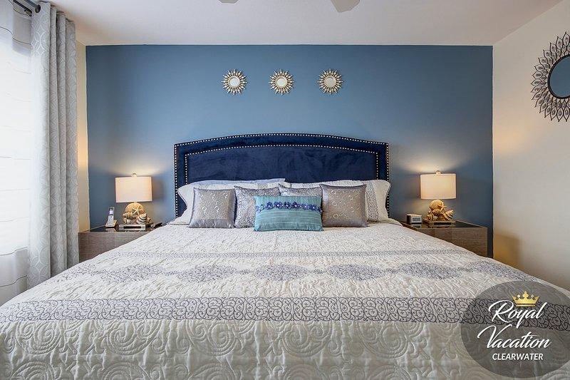 Camera da letto principale - ♛King Size Bed♛