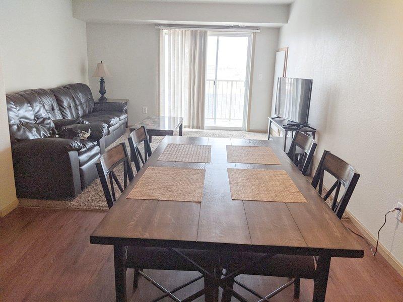 Mesa de jantar grande