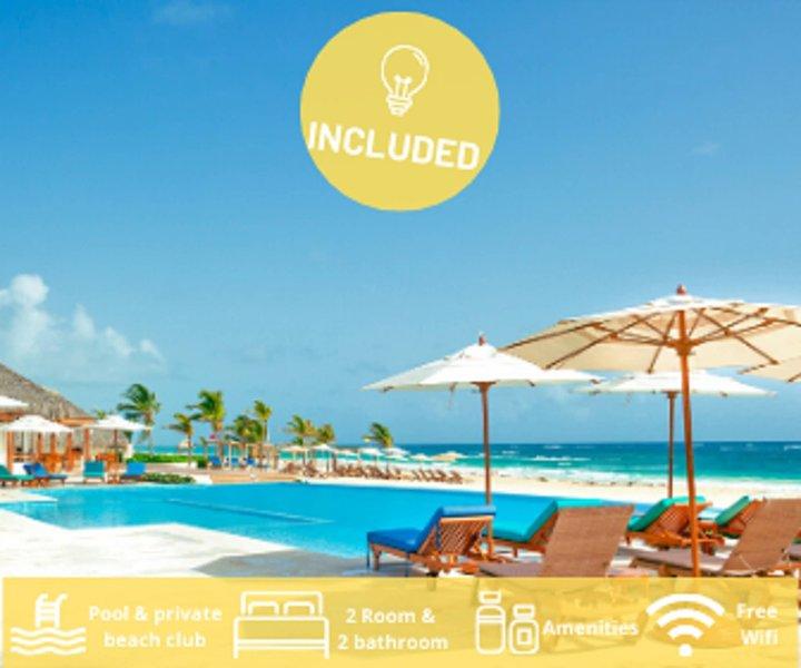 Pool View Suite Cana Bay 01 Playa Bavaro Punta Cana, holiday rental in Palmilla