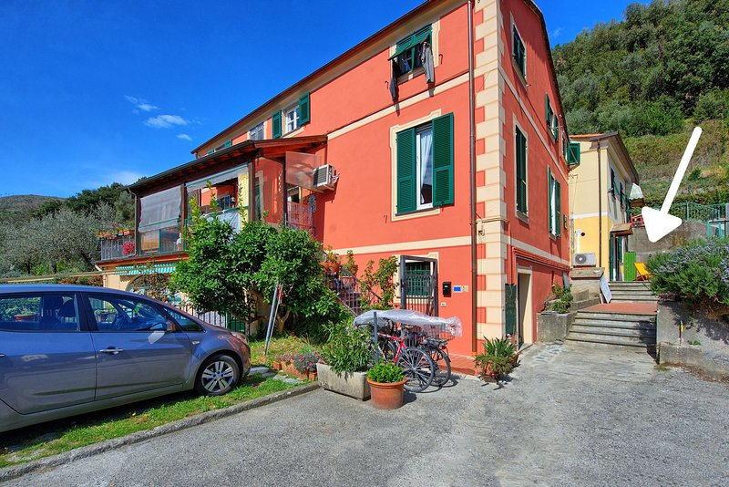 Ridarolo Apartment Sleeps 4 with Air Con and WiFi - 5786969, vakantiewoning in Carrodano