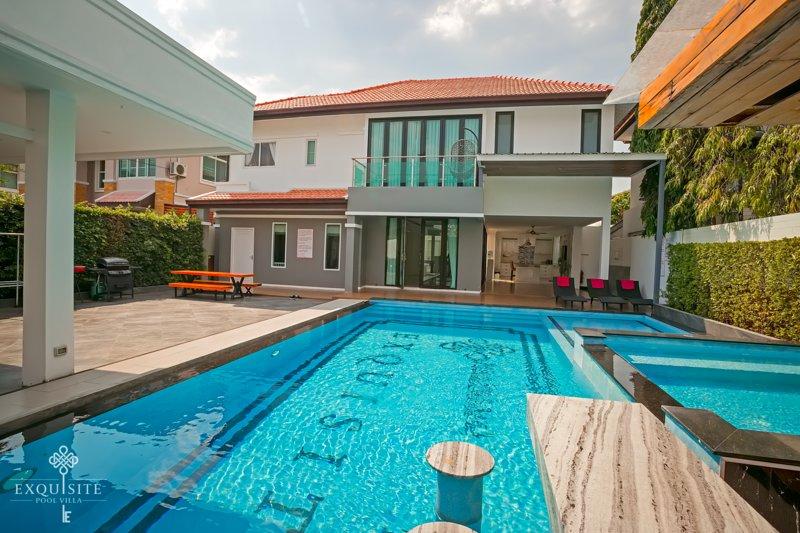 Exquisite Pool Villa C, holiday rental in Pattaya