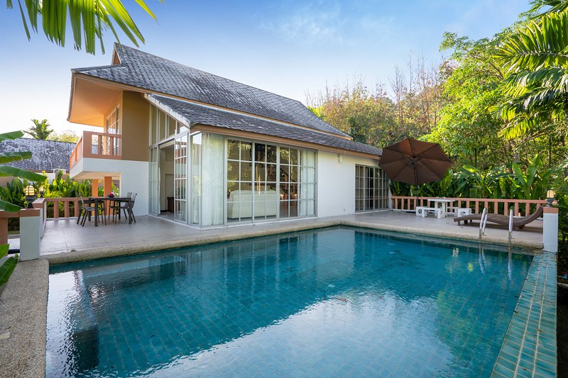 Spacious villa in Casa Sakoo resort, vakantiewoning in Nai Thon