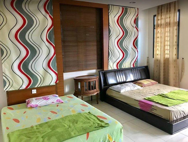 Superior Twin Room Bukit Tinggi Klang Selangor, holiday rental in Klang