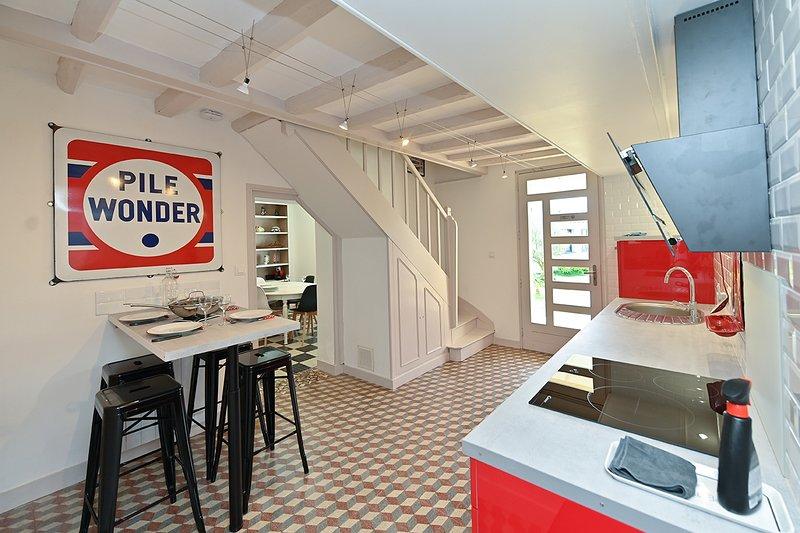 La petite maison de l'anjou, vacation rental in Doue-la-Fontaine