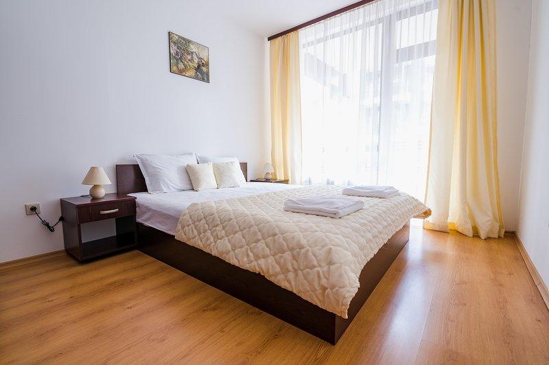 SPA and SKI Apartment K-004 Aspen, alquiler vacacional en Blagoevgrad