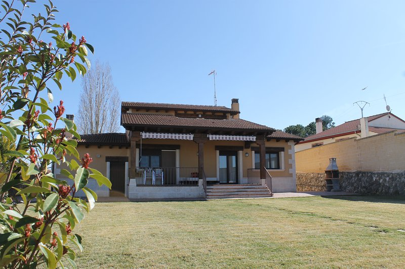 El Encanto Rural, holiday rental in Montejo de Arevalo